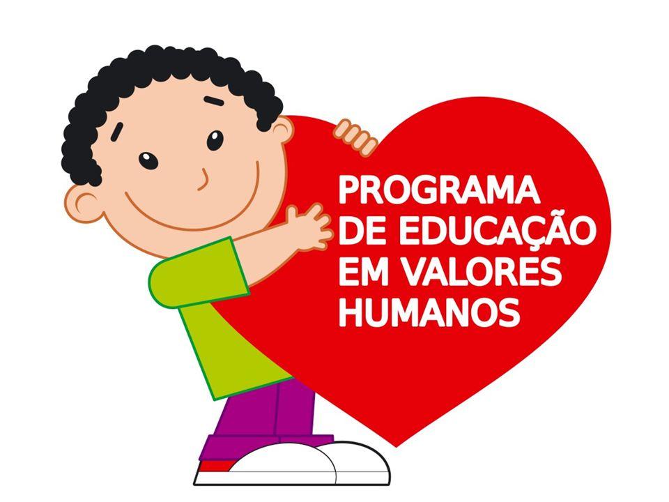 Nas escolas onde o Programa de Educação em Valores Humanos é desenvolvido, a criança aprende desde cedo a prática dos 5 valores fundamentais à construção de um caráter sólido: VERDADE, AÇÃO CORRETA, PAZ, AMOR E NÃO-VIOLÊNCIA.