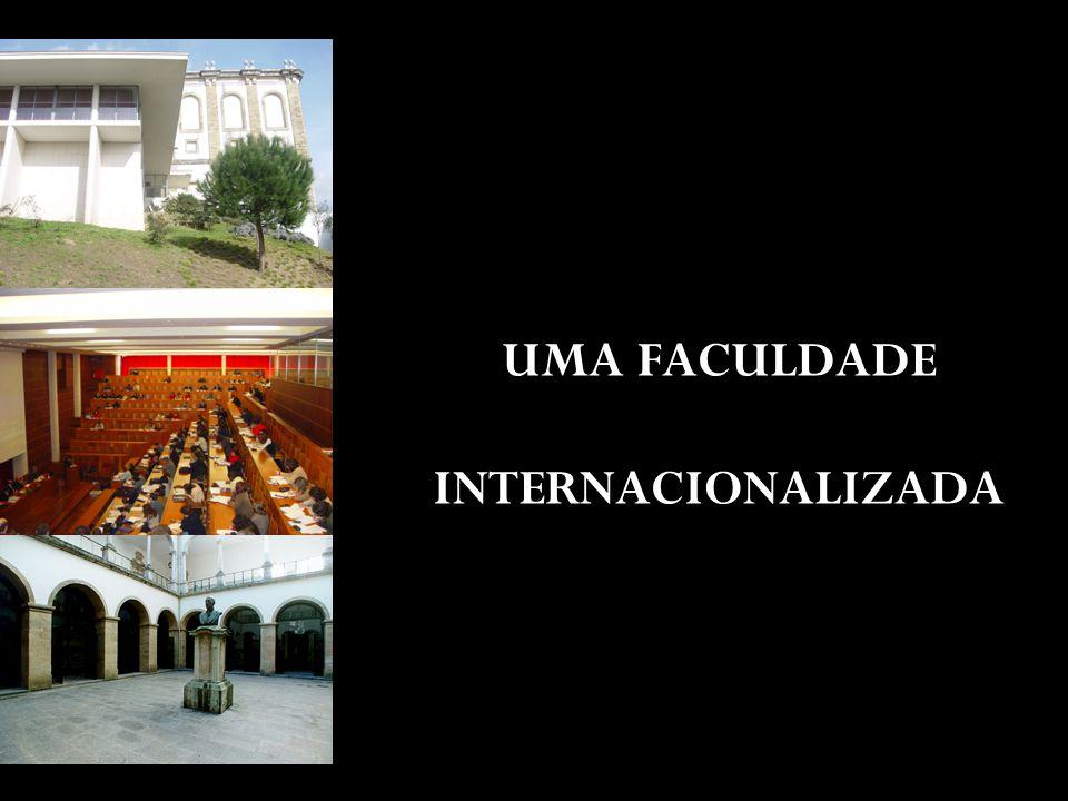 UMA FACULDADE INTERNACIONALIZADA