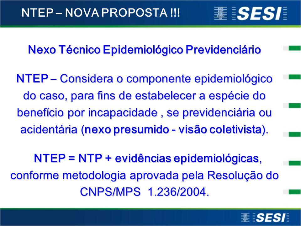 Perfil Profissiográfico Previdenciário - PPP Nexo Técnico Previdenciário -NTP Comunicação de Acidente do Trabalho - CAT Vistorias Exame médico pericia