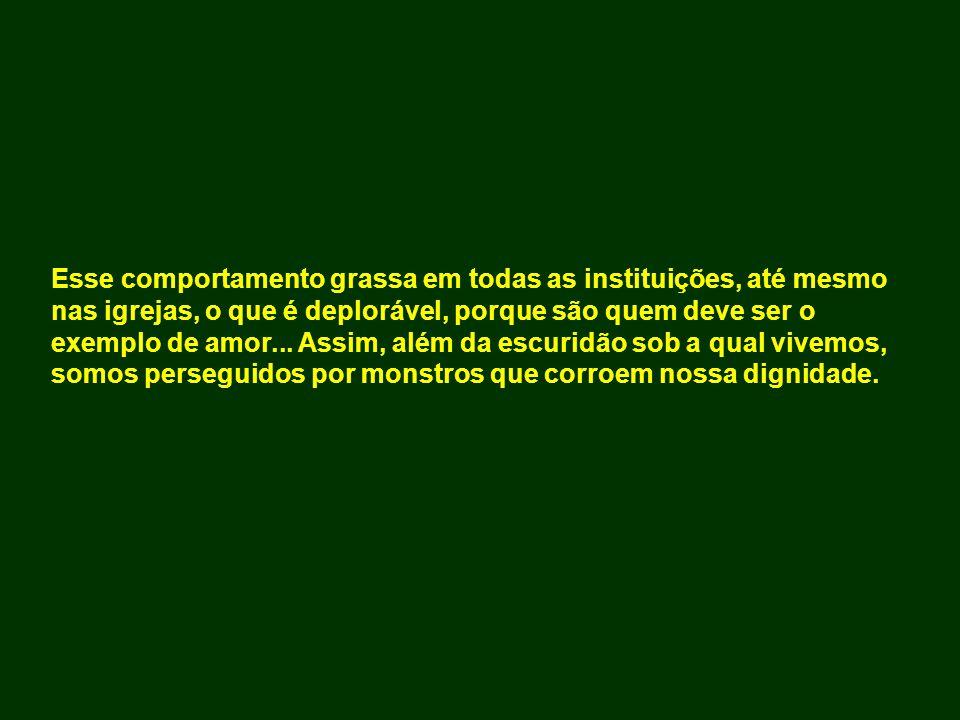 Autor: Eliezer de Oliveira Martins Musical : eyes for eternity, Era Dizes também que tudo isto está acontecendo porque os diabinhos que vagavam pelo mundo acharam guarida dentro de nós, onde se estabeleceram.