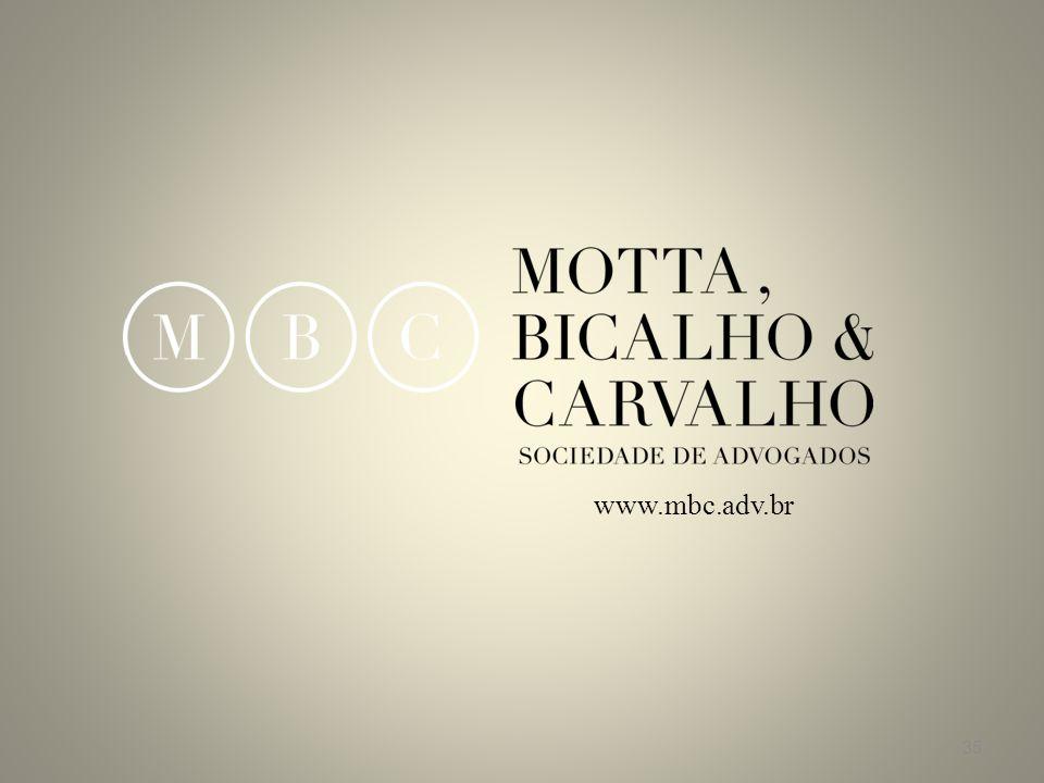 www.mbc.adv.br 35