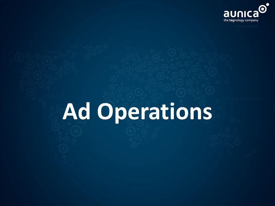 Ad Operations