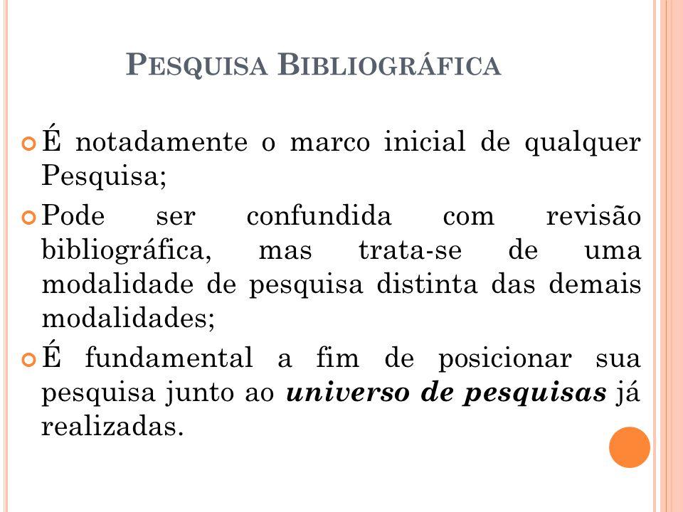 M ETODOLOGIA DA P ESQUISA D OCUMENTAL 1. Leitura. 2. Fichamento. 3. Transcrição do documento.
