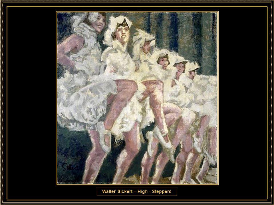 Com o Renascimento, a dança teatral, virtualmente extinta em séculos anteriores, reapareceu com força nos cenários cortesãos e palacianos. Uma das dan