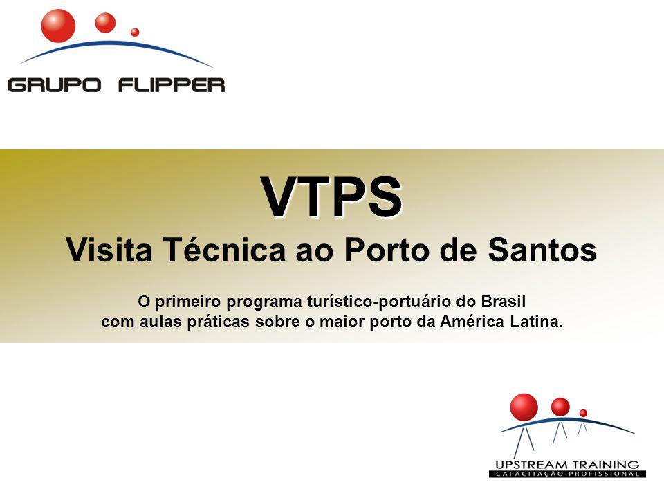VTPS VISITA TÉCNICA AO PORTO DE SANTOS Dr.Luis Awazu Cont.