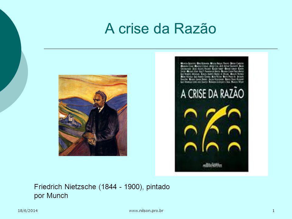 18/6/2014www.nilson.pro.br Referências (cont.) GRUN, Mauro.