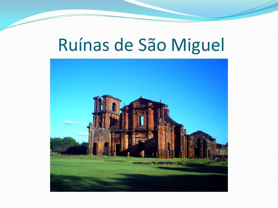 Ruínas de São Miguel