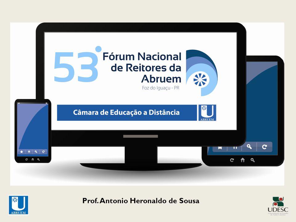 Prof. Antonio Heronaldo de Sousa