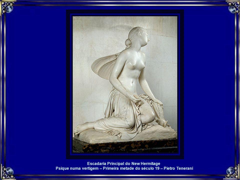 Galeria de História de Pintura Antiga - Cupido e Psique - 1796 – Antonio Canova