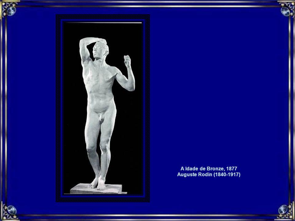 Vestíbulo Principal - Venus numa Concha Marinha -1712 - Guillaume Coustou – Coleção de Pedro I