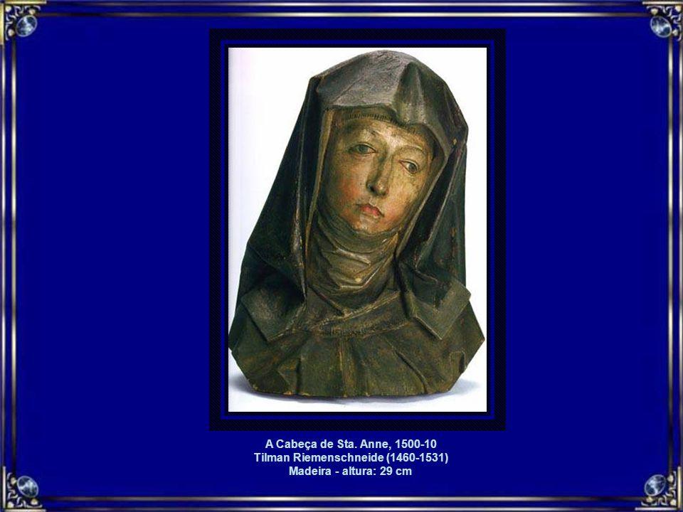 Galeria de Retratos da Dinastia Romanov Retrato Escultural de Pedro I - 1723 -Bartolomeo Carlo Rastrelli