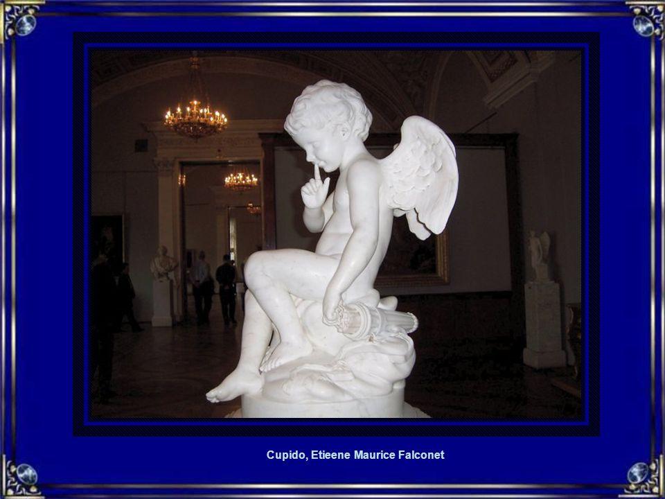 Busto de Pedro, O Grande – Galeria de Esculturas