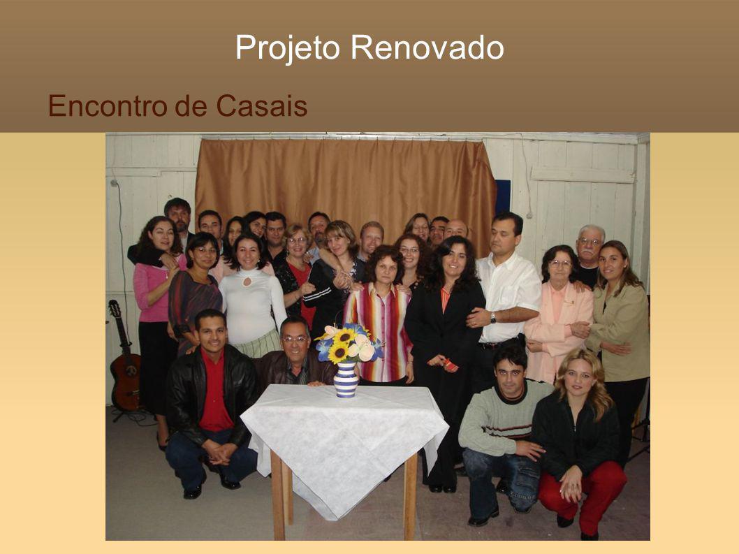 Projeto Renovado Encontro de Casais