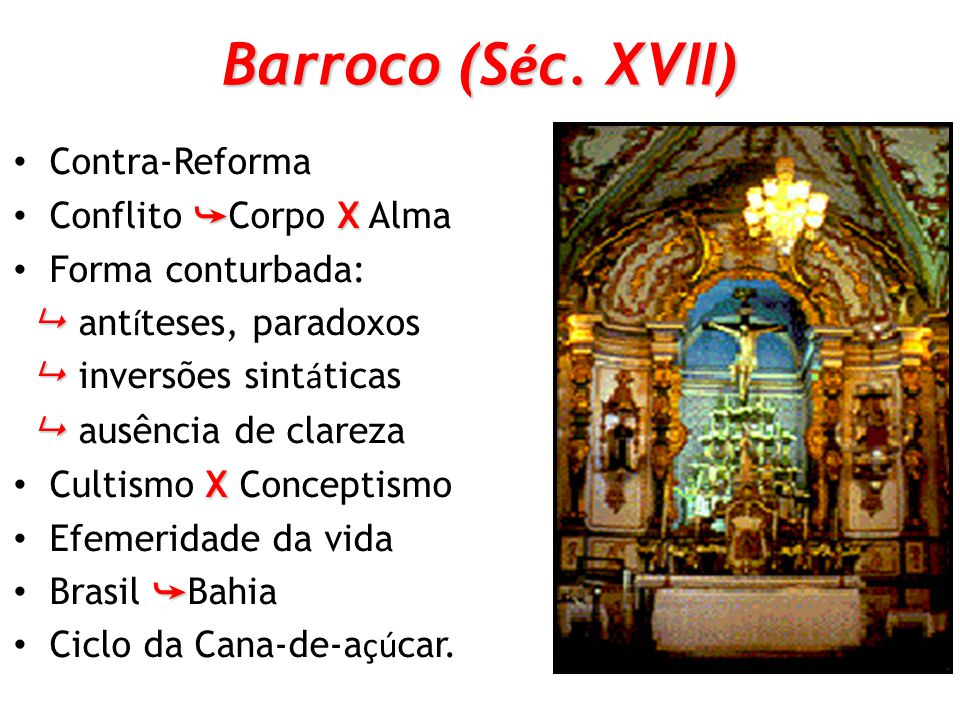 Barroco (S é c.