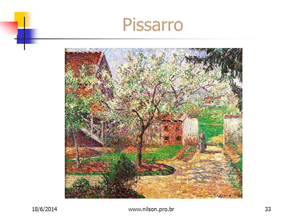 Pissarro 18/6/201433www.nilson.pro.br