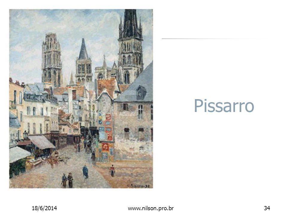 Pissarro 18/6/201434www.nilson.pro.br