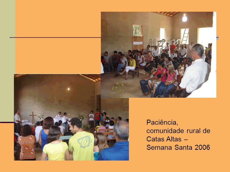 Entre Rios de Minas, julho de 2001