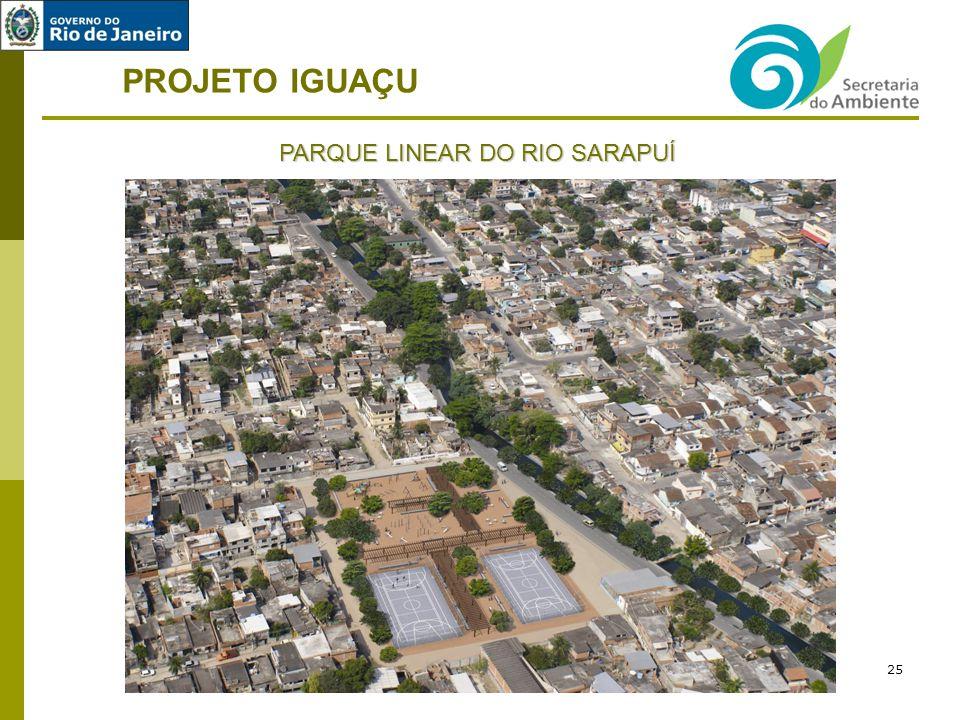 PROJETO IGUAÇU PARQUE LINEAR DO RIO SARAPUÍ 25