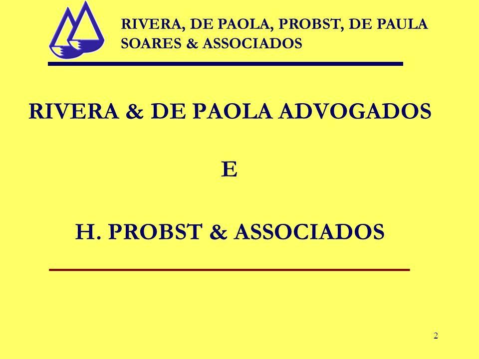 2 RIVERA & DE PAOLA ADVOGADOS E H.