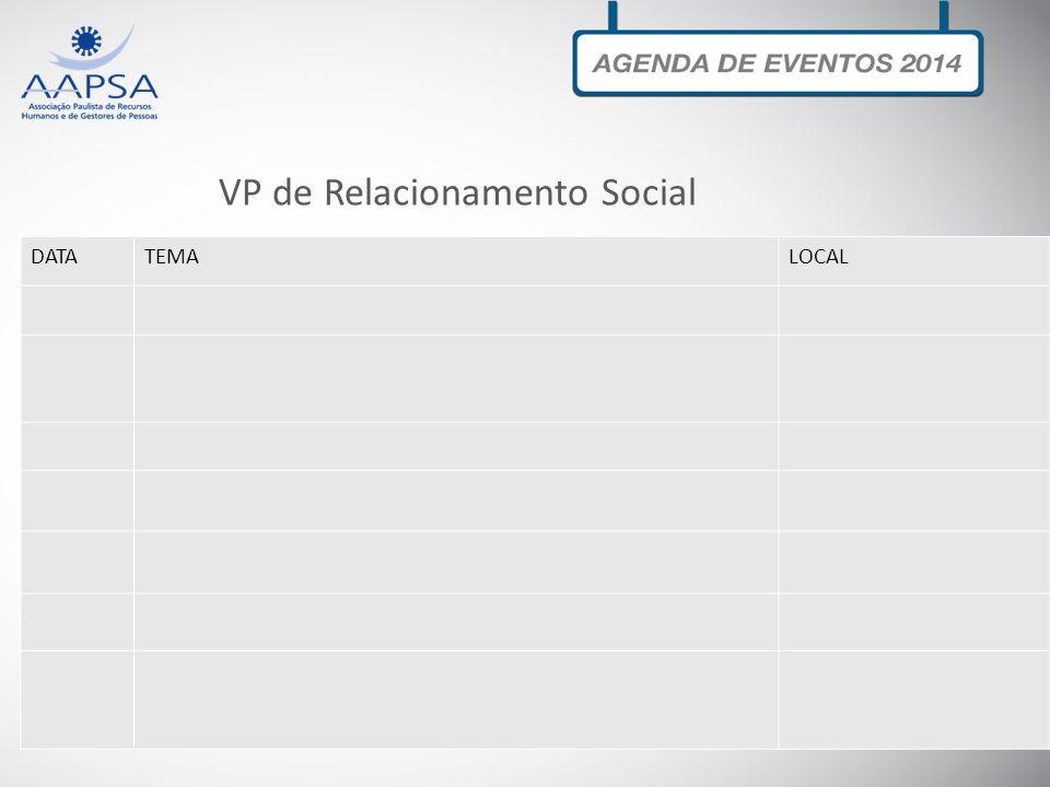 VP de Relacionamento Social DATATEMALOCAL
