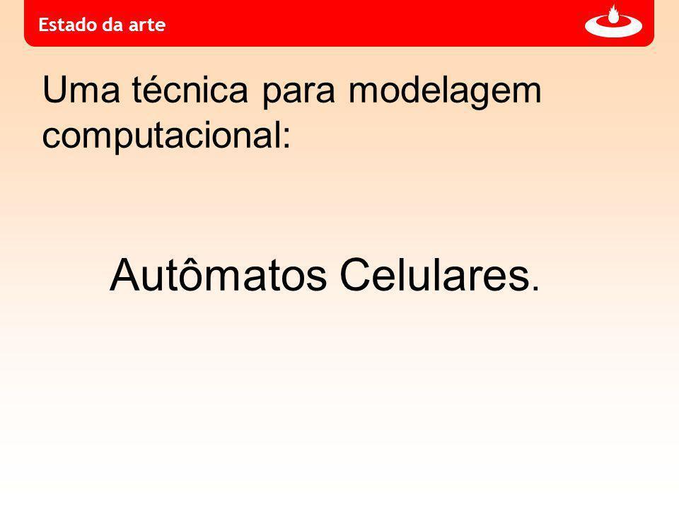 Uma técnica para modelagem computacional: Autômatos Celulares. Estado da arte