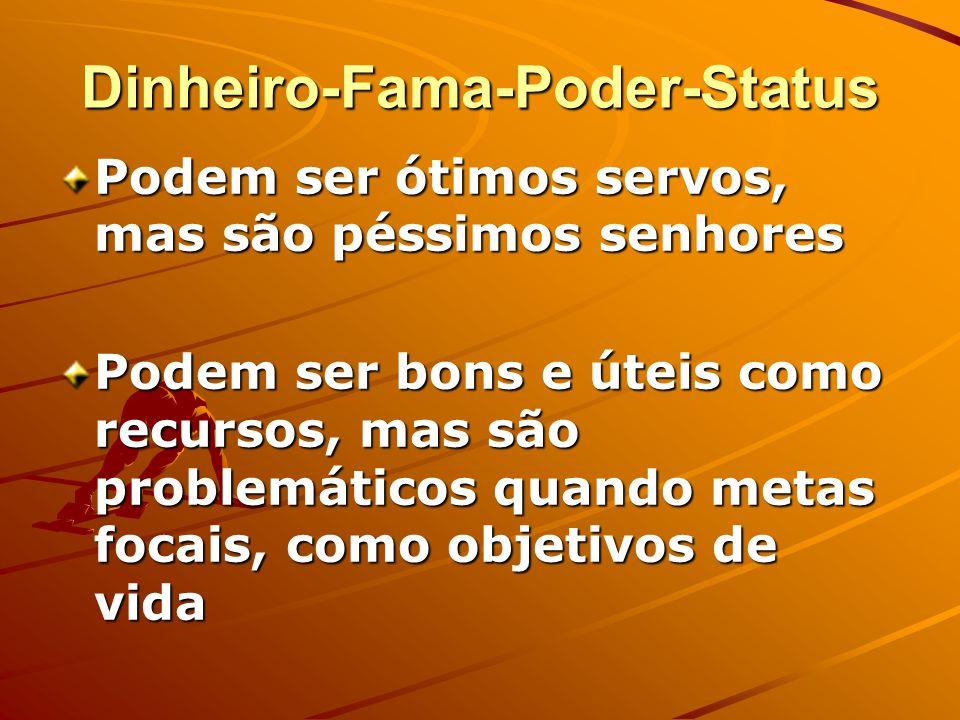 F = PN + CT + FF LE.922 Felicidade= Posse do necessário: para a vida material Consciência tranqüila e fé no futuro para a vida espiritual