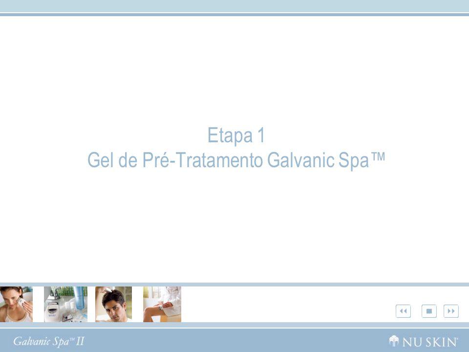 Etapa 1 Gel de Pré-Tratamento Galvanic Spa