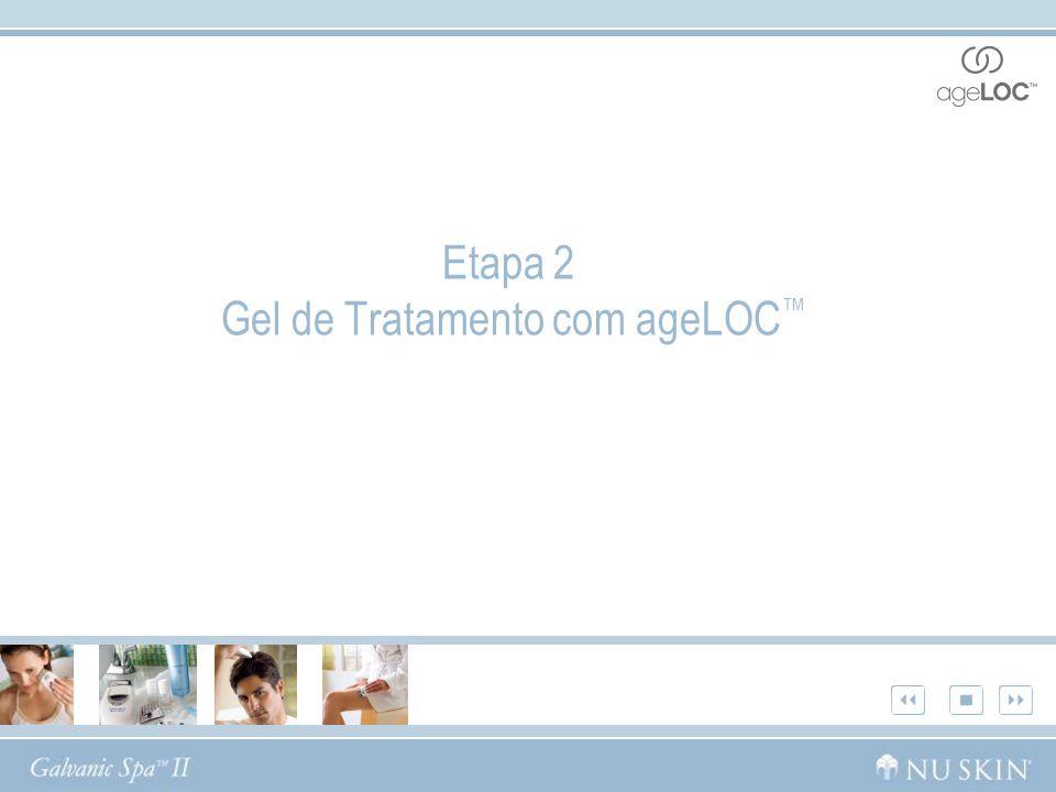 Etapa 2 Gel de Tratamento com ageLOC