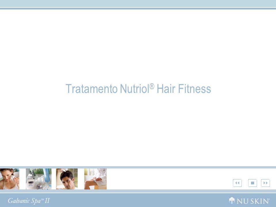 Tratamento Nutriol ® Hair Fitness