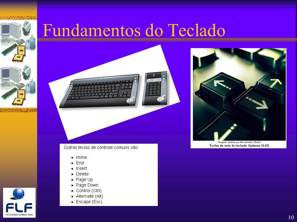 10 Fundamentos do Teclado
