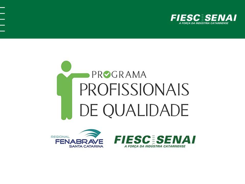 3 - CERTIFICAÇÃO Instrumento de certificação sendo desenvolvido pela FENABRAVE/SC.