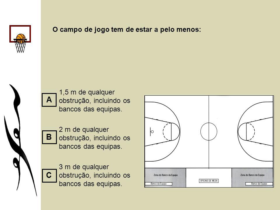 O interior do círculo central: A B Pode ser pintado, e sendo este o caso,da mesma cor das áreas restritivas.