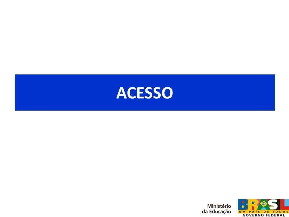Expansão qualificada Qualificação dos jovens para o mundo do trabalho Cenário de inserção do Brasil na economia do conhecimento: pesquisa e inovação Ampliação e qualificação da oferta de educação superior