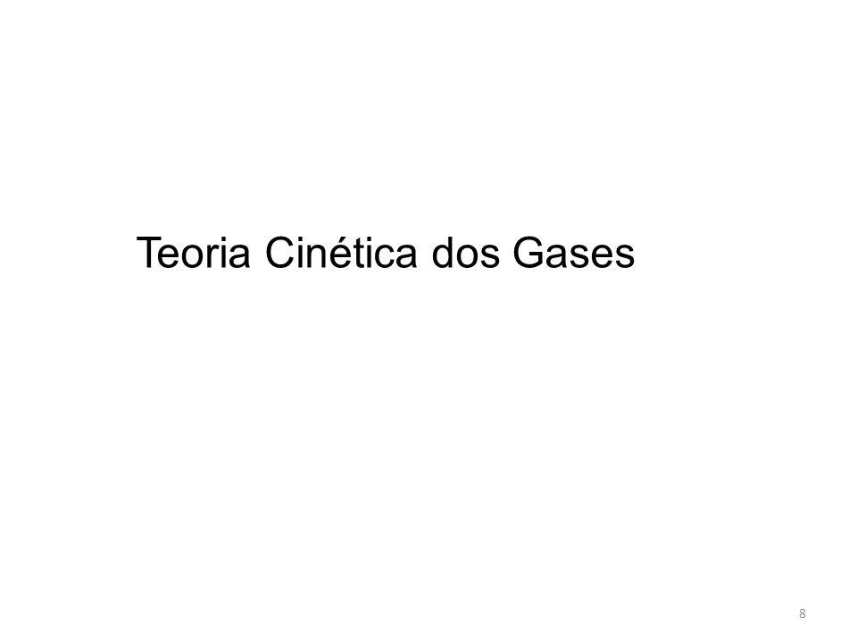 Teoria Cinética dos Gases 8