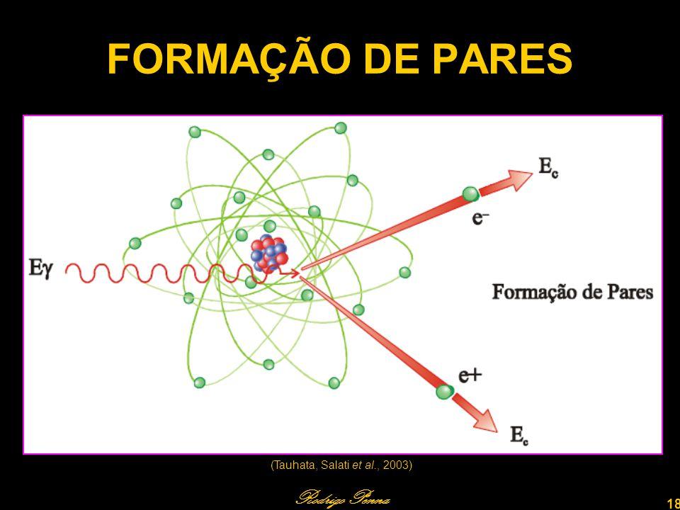 Rodrigo Penna 18 FORMAÇÃO DE PARES (Tauhata, Salati et al., 2003)