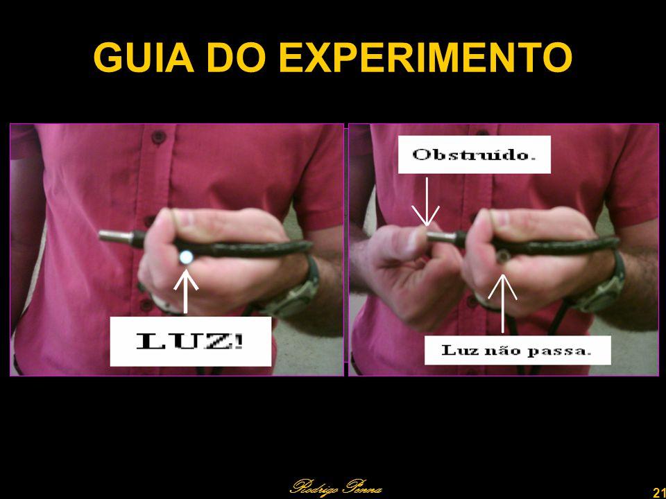Rodrigo Penna 21 GUIA DO EXPERIMENTO