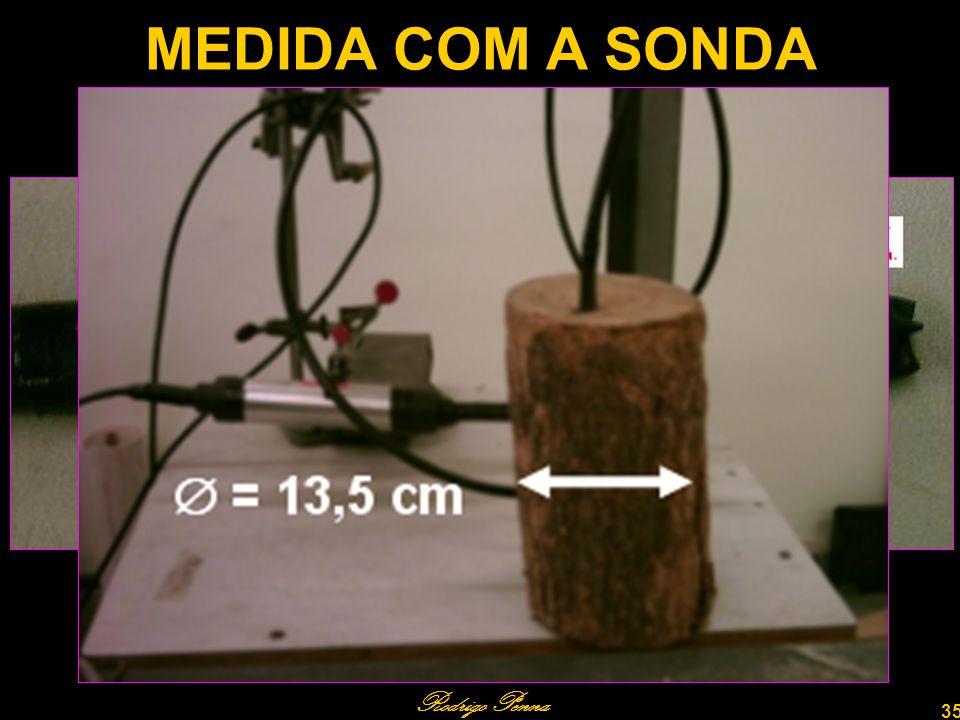 Rodrigo Penna 35 MEDIDA COM A SONDA