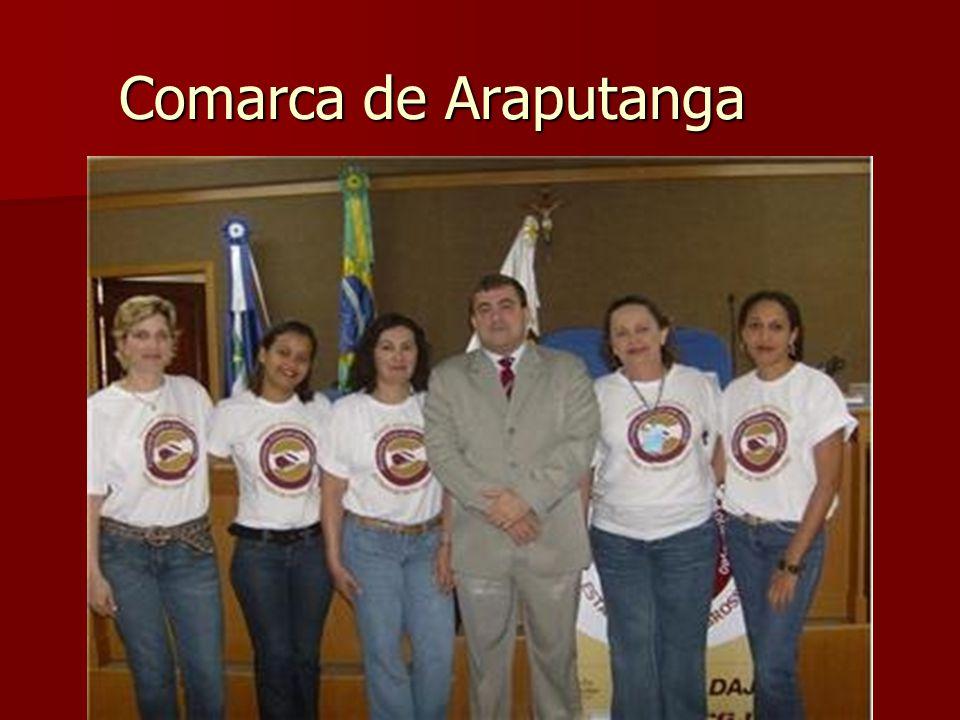 Comarca de Araputanga