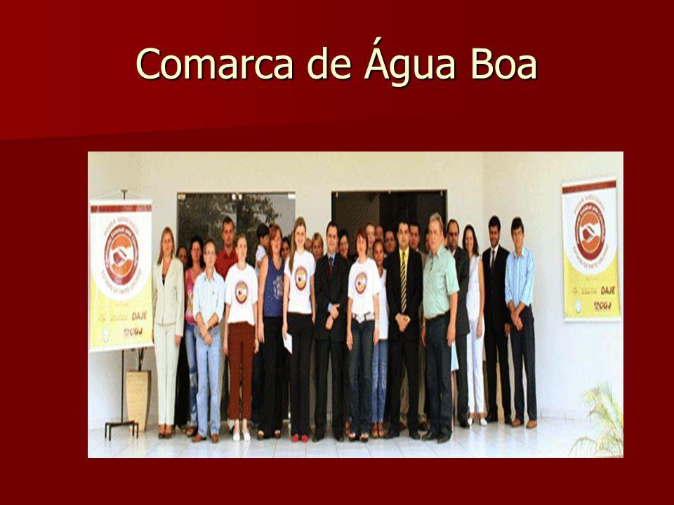 Comarca de Água Boa