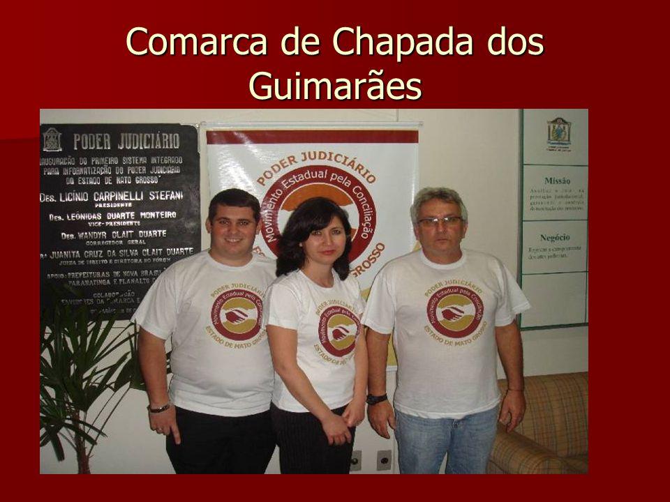 Comarca de Chapada dos Guimarães