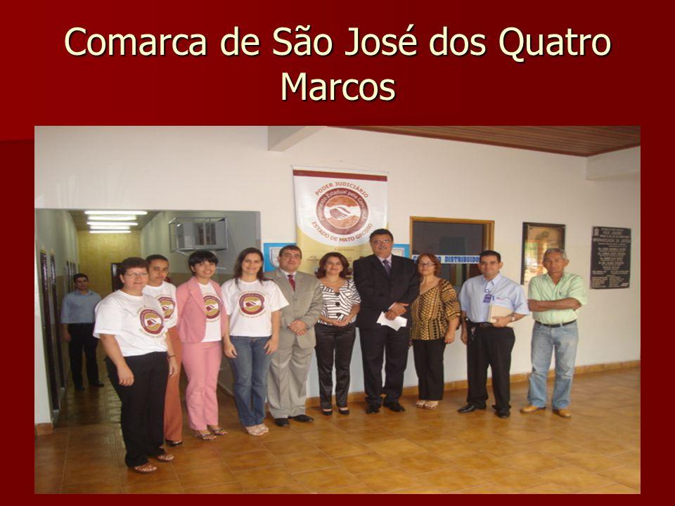 Comarca de São José dos Quatro Marcos