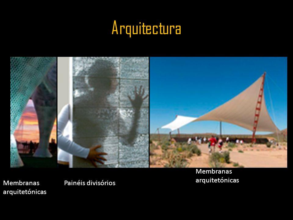 Arquitectura Membranas arquitetónicas Painéis divisórios Membranas arquitetónicas