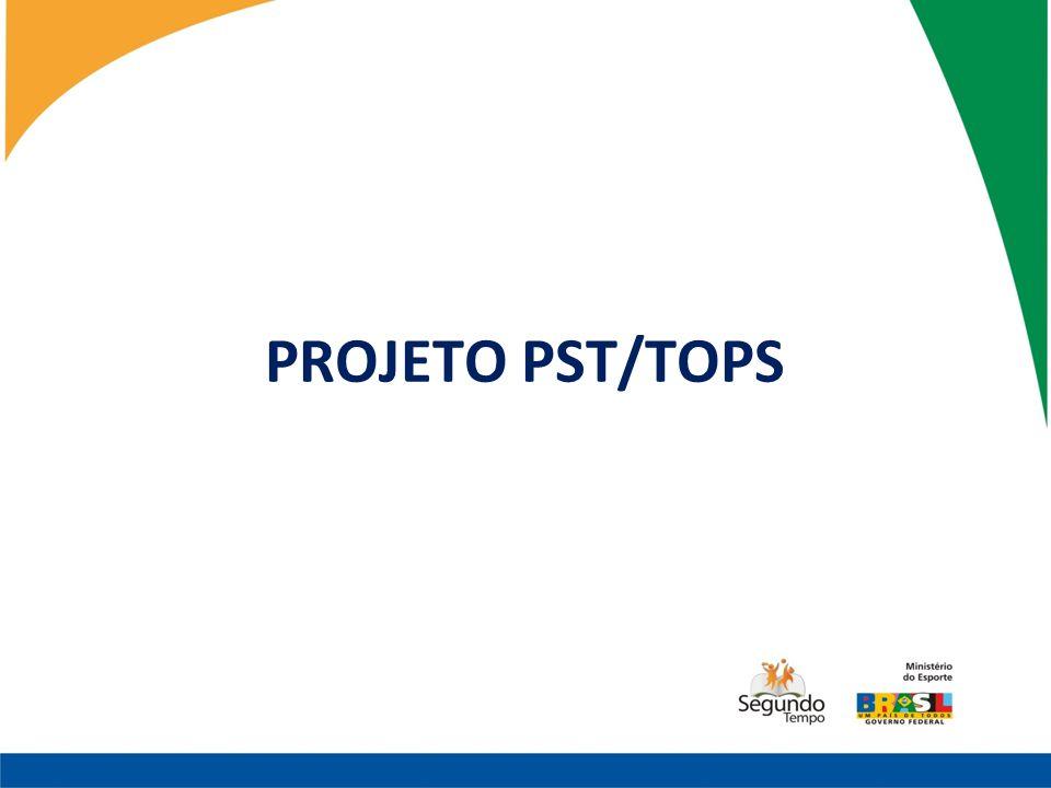 PROJETO PST/TOPS