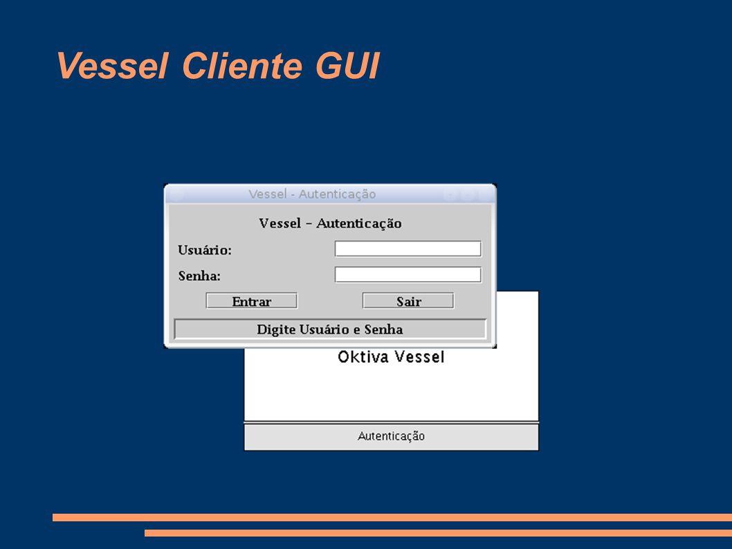 Vessel Cliente GUI