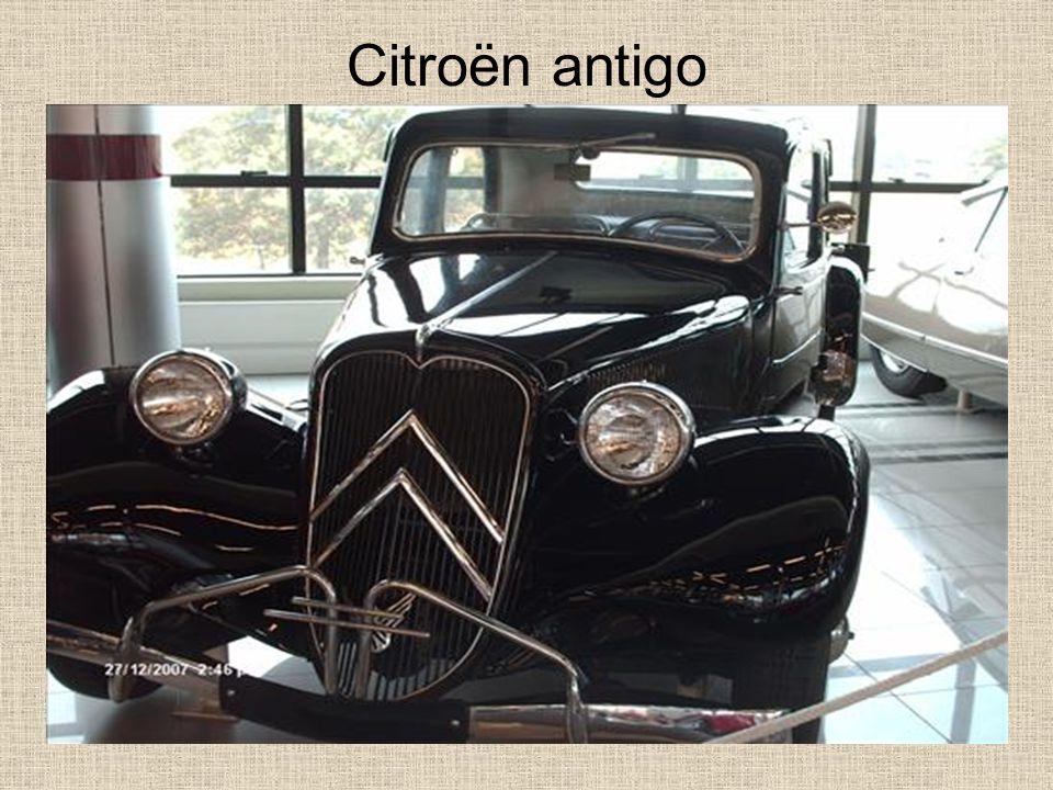 Citroën Pallas sapo - 1974