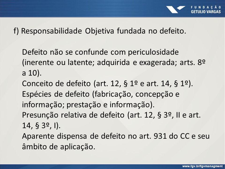 g) Responsáveis: Responsáveis diretos (art.12).