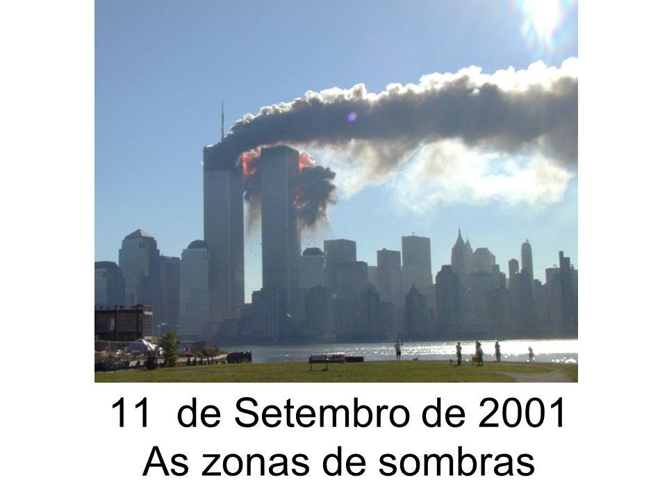 Pensa que o Congresso deve ou não inquirir sobre a conduta do executivo, antes, durante e após os atentados de 11 de Setembro.