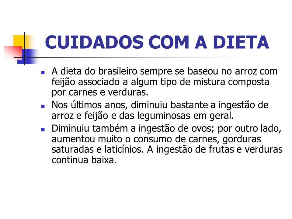A dieta do Mediterrâneo pode ser feita no Brasil.