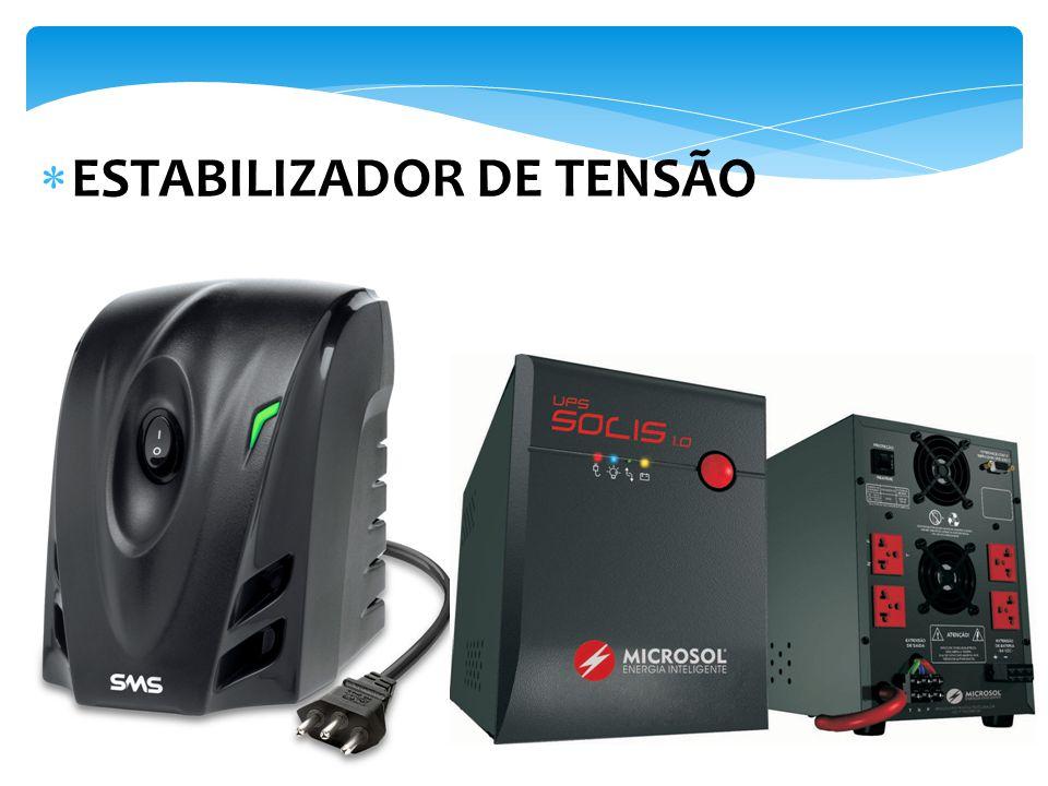 ESTABILIZADOR DE TENSÃO