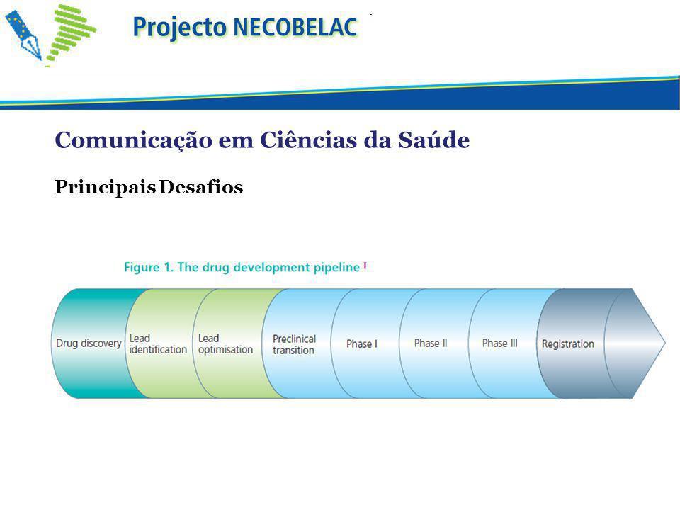 Comunicação em Ciências da Saúde Principais Desafios